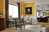 Hotel Continental, Oslo. Interior design by RPW Design.