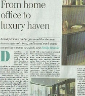 The Sunday Telegraph - From home office to luxury haven
