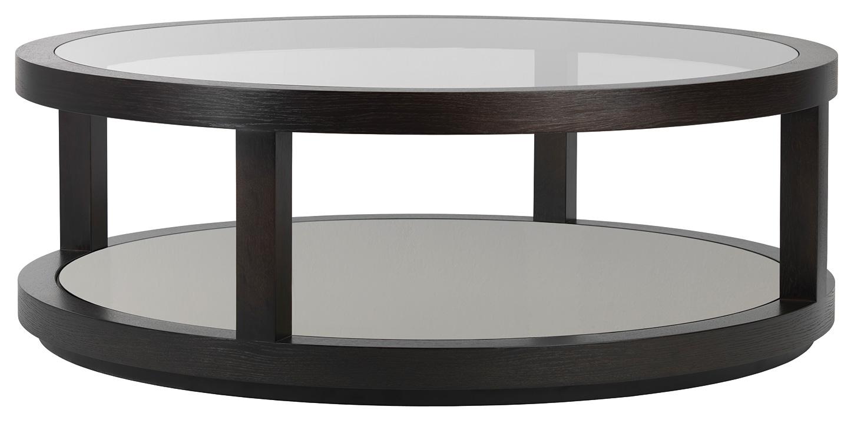 Infinity Circular Coffee Table Coffee Tables Furniture Decorus