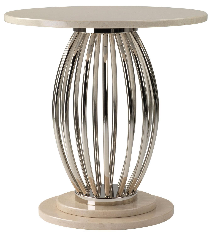Milan Barrel Side Table