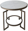 Brompton Circular Side Table