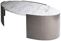 Bespoke Marble Coffee Table