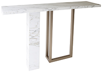 Bespoke Marble Console Table