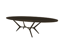 Hondrum Oval Dining Table