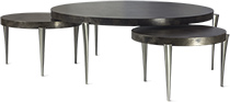 Juno Nest of Three Coffee Tables